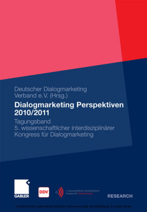 Dialogmarketing Perspektiven 2010/2011