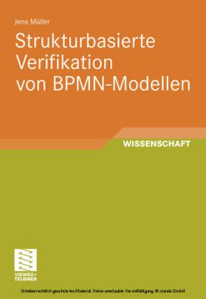 Strukturbasierte Verifikation von BPMN-Modellen