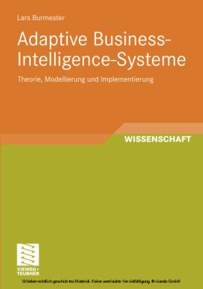 Adaptive Business-Intelligence-Systeme