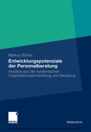 Entwicklungspotenziale der Personalberatung