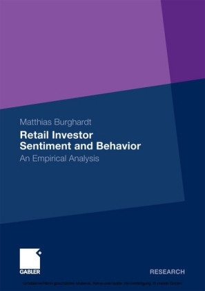 Retail Investor Sentiment and Behavior