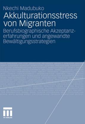 Akkulturationsstress von Migranten