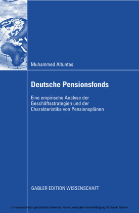 Deutsche Pensionsfonds