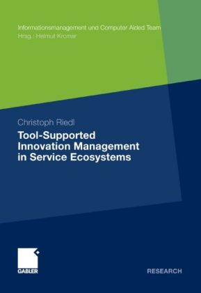 Tool-Supported Innovation Management in Service Ecosystems