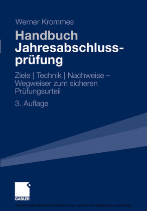 Handbuch Jahresabschlussprüfung