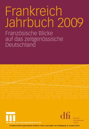 Frankreich Jahrbuch 2009