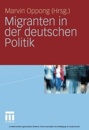 Migranten in der deutschen Politik