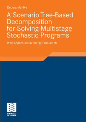 A Scenario Tree-Based Decomposition for Solving Multistage Stochastic Programs