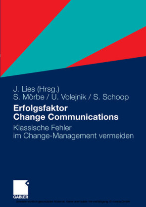 Erfolgsfaktor Change Communications