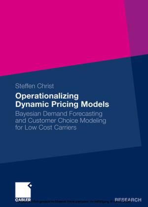Operationalizing Dynamic Pricing Models