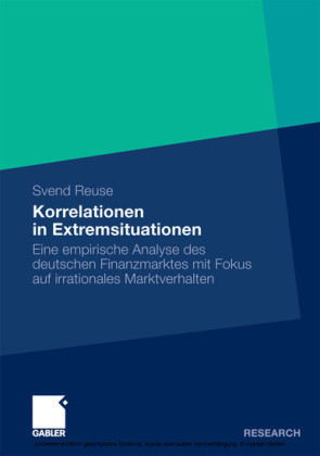 Korrelationen in Extremsituationen