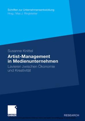 Artist-Management in Medienunternehmen