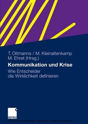 Kommunikation und Krise
