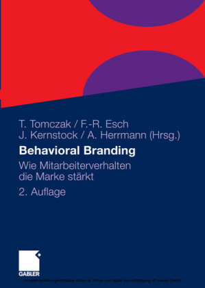 Behavioral Branding