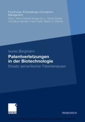 Patentverletzungen in der Biotechnologie