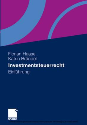 Investmentsteuerrecht