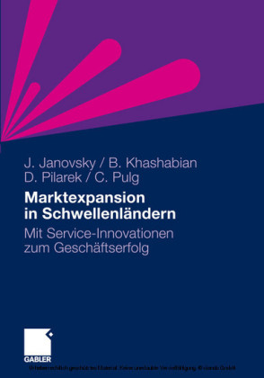 Marktexpansion in Schwellenländern