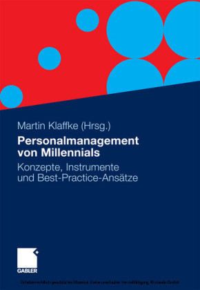 Personalmanagement von Millennials