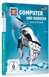 Computer und Roboter Cover