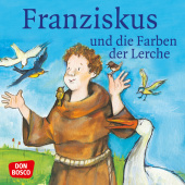 Franziskus und die Farben der Lerche Cover