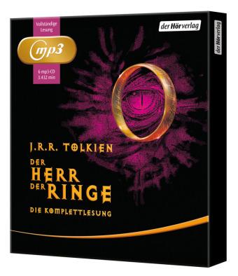 Der Herr der Ringe, 6 MP3-CDs