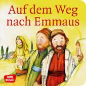 Auf dem Weg nach Emmaus Cover