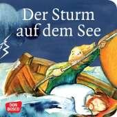 Der Sturm auf dem See Cover