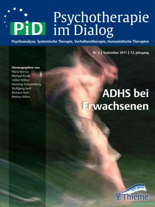 Psychotherapie im Dialog - ADHS bei Erwachsenen
