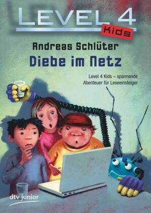 Level 4 Kids - Diebe im Netz
