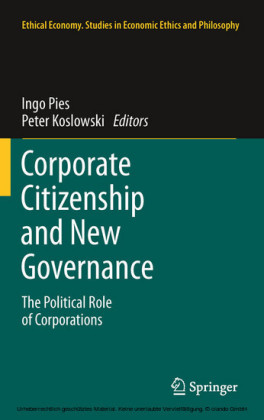 Corporate Citizenship and New Governance