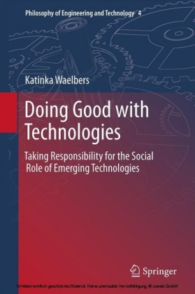 Doing Good with Technologies: