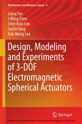 Design, Modeling and Experiments of 3-DOF Electromagnetic Spherical Actuators
