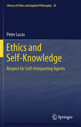 Ethics and Self-Knowledge