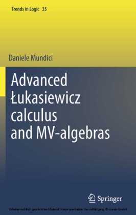 Advanced ?ukasiewicz calculus and MV-algebras