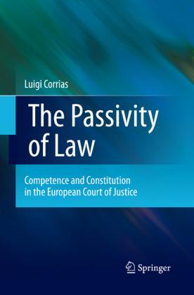 The Passivity of Law