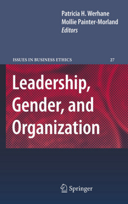 Leadership, Gender, and Organization
