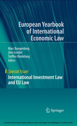 International Investment Law and EU Law