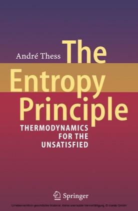 The Entropy Principle