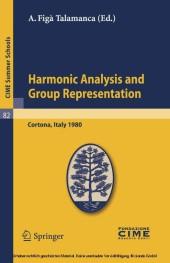 Harmonic Analysis and Group Representations