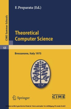 Theoretical Computer Sciences