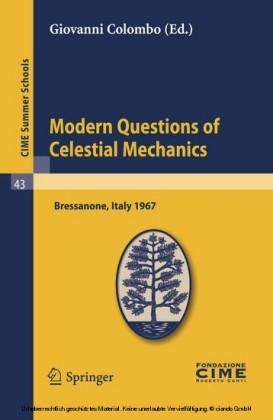 Modern Questions of Celestial Mechanics