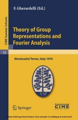 Theory of Group Representations and Fourier Analysis