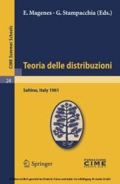 Teoria delle distribuzioni