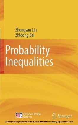 Probability Inequalities