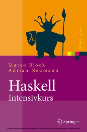 Haskell-Intensivkurs