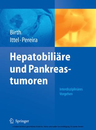 Hepatobiliäre und Pankreastumoren