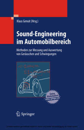 Sound-Engineering im Automobilbereich