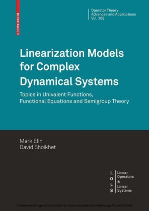 Linearization Models for Complex Dynamical Systems