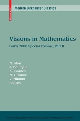 Visions in Mathematics