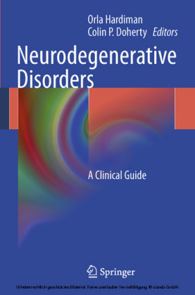 Neurodegenerative Disorders - A Clinical Guide